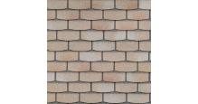 Фасадная плитка HAUBERK в Волгограде Камень Травертин